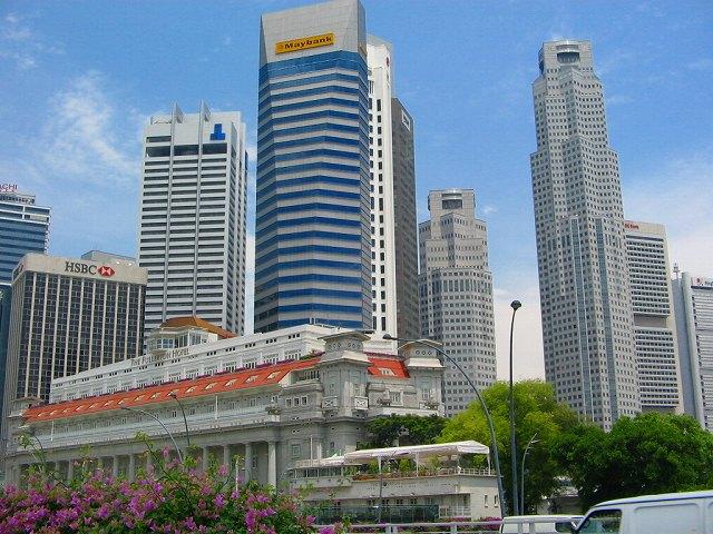 singapore 今回のシンガポール旅行では特に投資的行動は取るつもりはなかったが せっか..