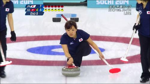 吉田知那美-対スイス-02