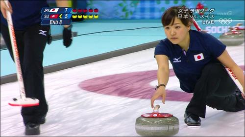 吉田知那美-対スイス-08