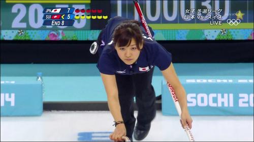 吉田知那美-対スイス-07