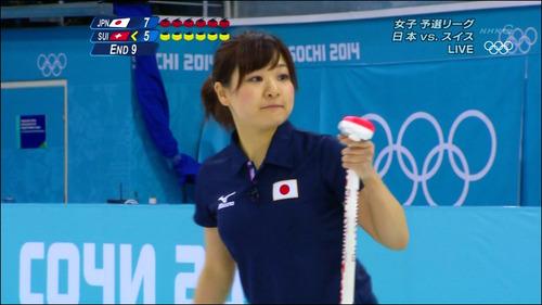 吉田知那美-対スイス-14