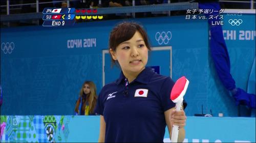 吉田知那美-対スイス-17