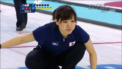 吉田知那美-対スイス-15
