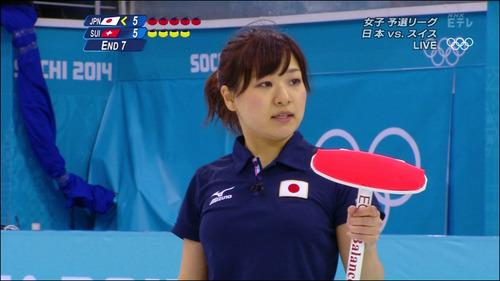 吉田知那美-対スイス-01