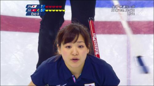 吉田知那美-対スイス-03