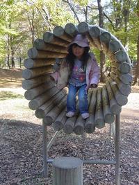 野川公園で