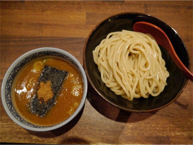 三田製麺所つけ麺