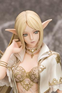リネージュ� Elf Female PVCフィギュア 4