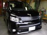 トヨタ ボクシー 新車コーティング
