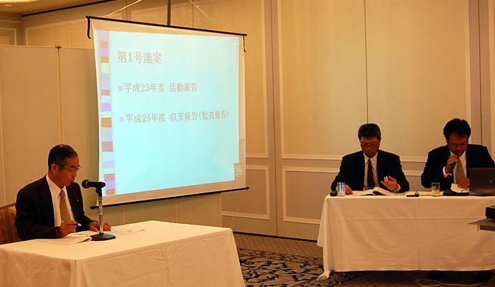 2014CC緑化協会総会 (22)NPO総会
