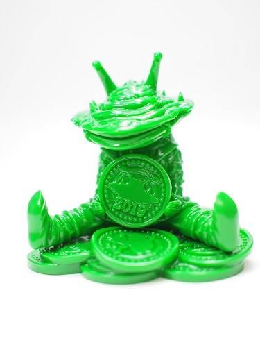 カネゴン グリーン PT01