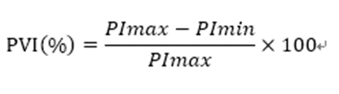 PVI算出式