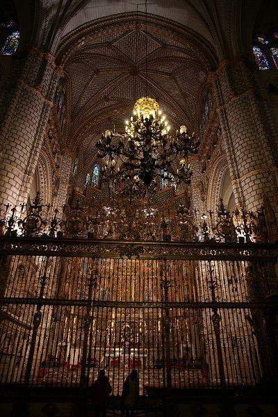 トレド大聖堂2