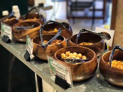 flavored-macadamia-nut-samples