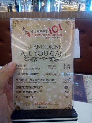 buffet-101