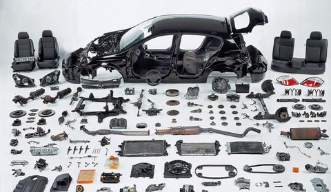 Second-hand-car-parts