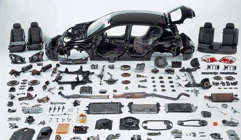 Second-hand-car-parts
