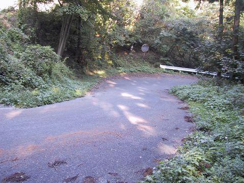 旧国道254号線