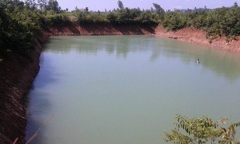 ケップ貯水池11Dec2014