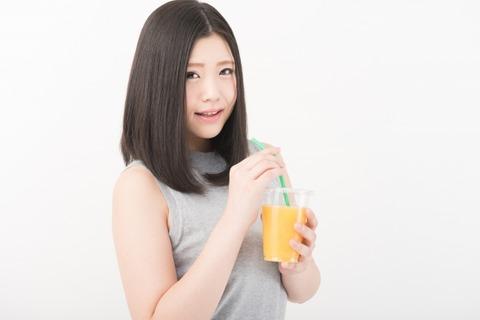 アイドルオレンジジュース