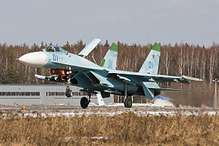 300px-Su-27_on_landing