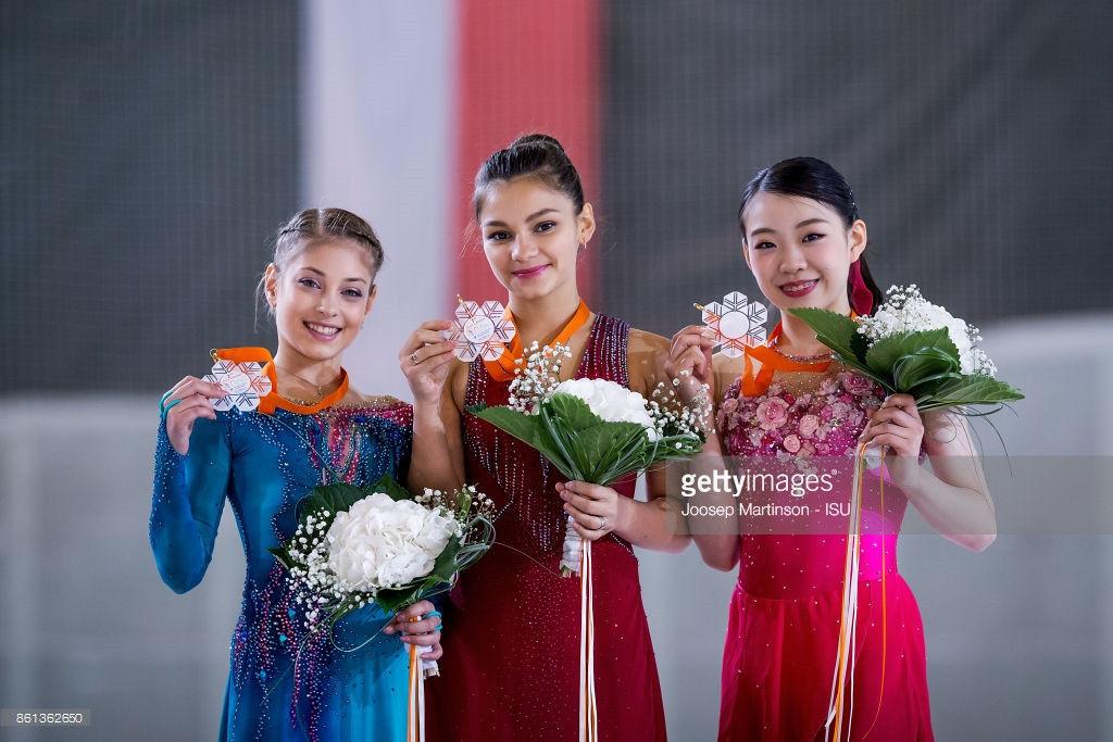MARUKO's Figure skate NOTE