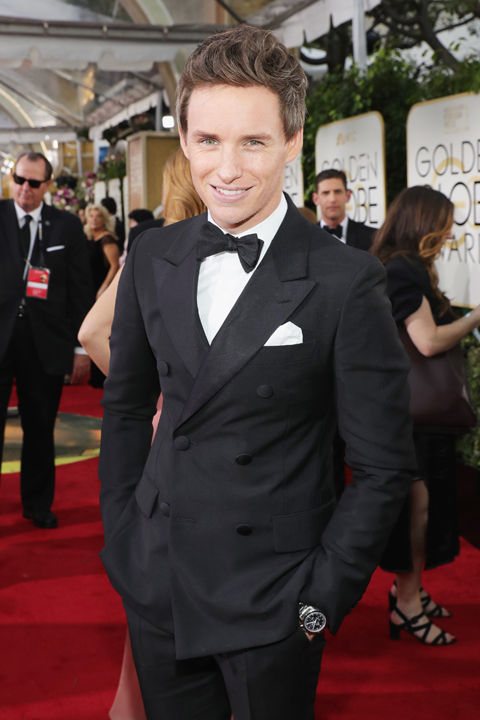 Eddie Redmayne_Golden 2017