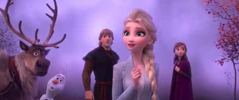 『アナと雪の女王2』場面写真