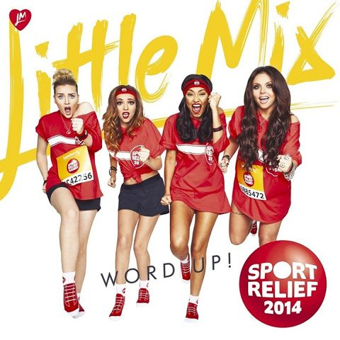 Little Mix - Word Up! J写