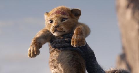 『ライオン・キング』メイン