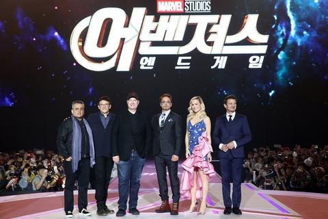 『アベンジャーズ/エンドゲーム』韓国イベント【メイン】