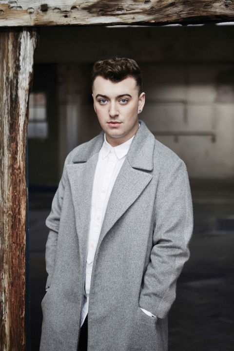 Sam Smith official Photo