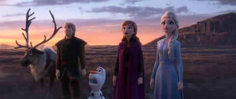 【解禁日時:11月19日(火)18時】『アナと雪の女王2』場面写真