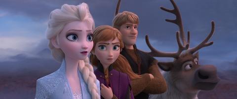 【解禁日時:2月20日(水)午前4時】『アナと雪の女王2』(仮メイン)