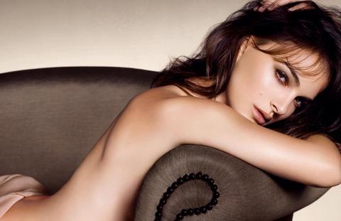 Natalie Portman - Dior New Nude promos