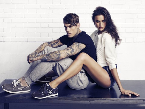 Irina Shayk - SS 2014 ad campaign of XTI 04