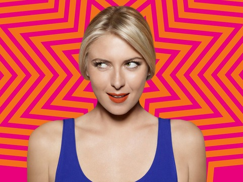 Maria Sharapova - Sugarpova Photoshoot 2012 03