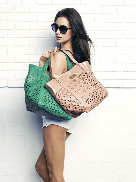 Irina Shayk - SS 2014 ad campaign of XTI 13