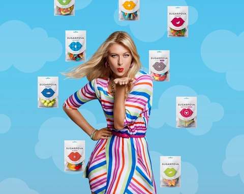 Maria Sharapova - Sugarpova Photoshoot 2012 01