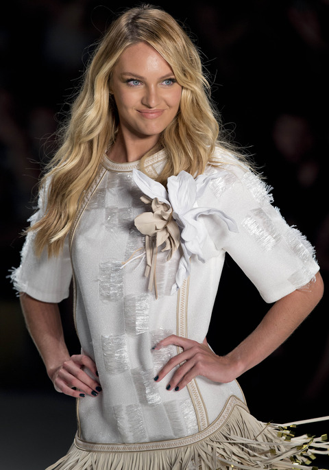 Candice Swanepoel - Forum Summer 2015 - 006