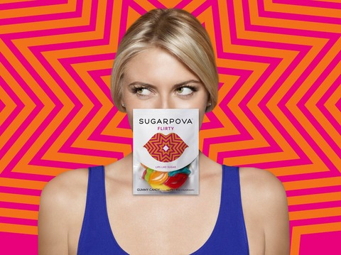 Maria Sharapova - Sugarpova Photoshoot 2012 05