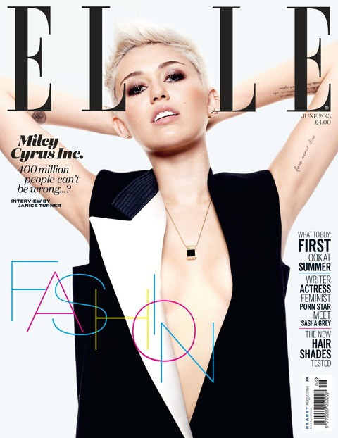 Miley Cyrus - Elle UK June 2013 001