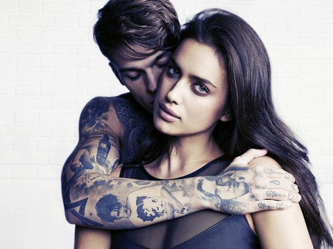 Irina Shayk - SS 2014 ad campaign of XTI 12