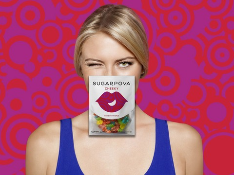 Maria Sharapova - Sugarpova Photoshoot 2012 04