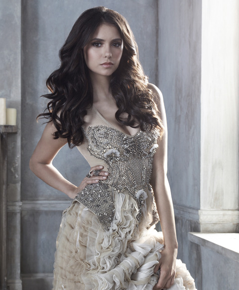 Nina Dobrev - The Vampire Diaries season 3 photoshoot 2011