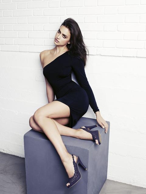 Irina Shayk - SS 2014 ad campaign of XTI 10
