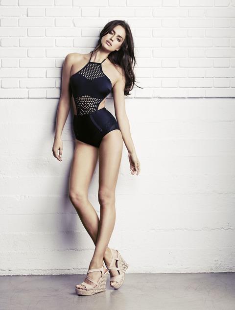 Irina Shayk - SS 2014 ad campaign of XTI 17