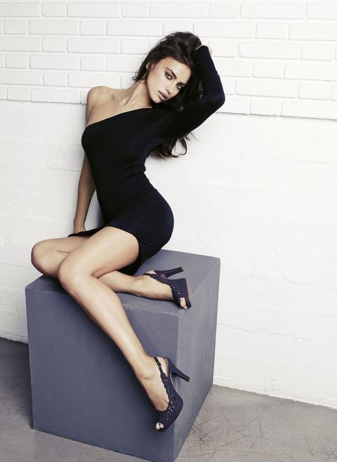 Irina Shayk - SS 2014 ad campaign of XTI 18