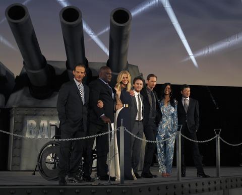 Rihanna - Battleship premiere - Tokyo Japan (6)