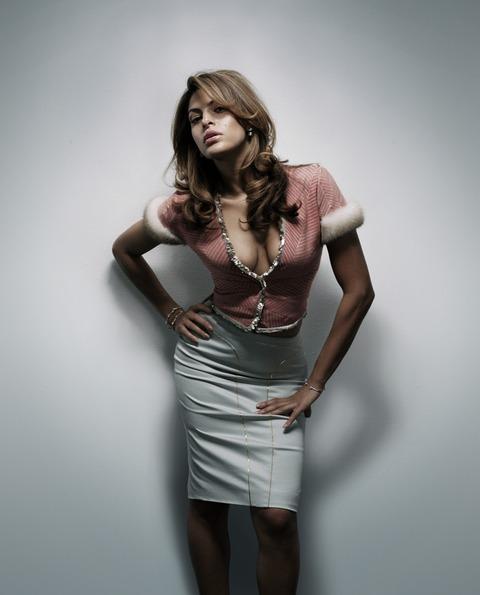 Eva Mendes - Anthony Mandler Photoshoot (3)